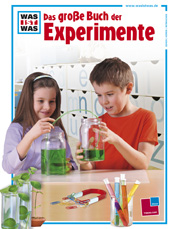 Experimentierbuch-Cover